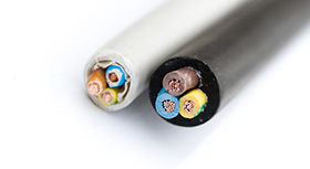 PVC and Rubber Power Cables